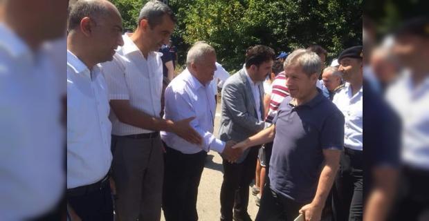 Dağköy Yağlı Güreşler Başladı!..