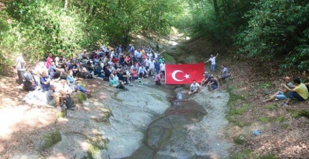 Ereğli'de bir saklı cennet