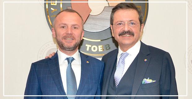 ETSO Başkanı KELEŞ;  Yerel Seçimlerde etkin olacağız…