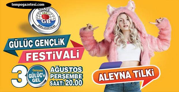 Gülüç'te GENÇLİK Festivali