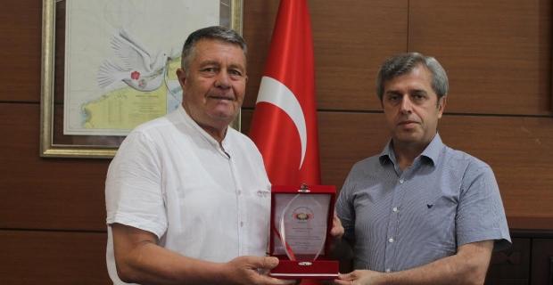 Muhtarlar, Çınar'a teşekkür etti!..