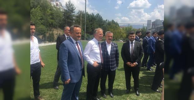 Polat Türkmen, Bakan Soylu'ya teşekkür etti!..