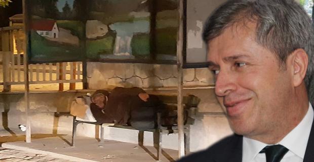 Vali Çınar, Gece 01.00'de yaşlı adamı buldurdu… Devlet korumasına aldı...