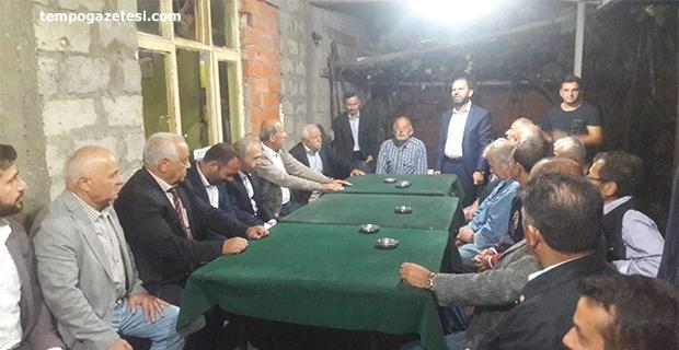 AK Parti teşkilatı yine Beycuma'da!..