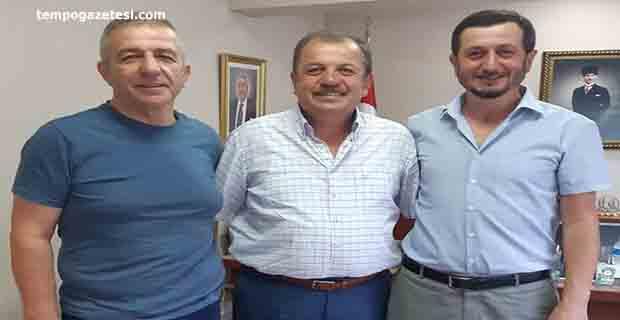 Başkan Karakaş Zonguldak'da ziyaretlerde bulundu