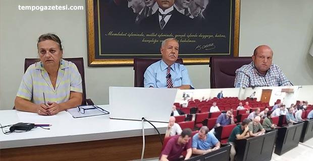 Belediye Meclisi toplandı. Gündemde 15 madde görüşüldü!..