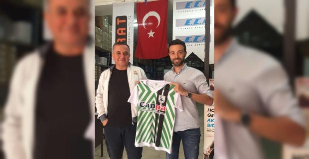 İhsaniyespor'un sponsoru CANPA!..