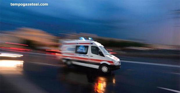 Trafik kazısı; 7 kişi hastanelik oldu!..