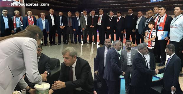 Zonguldak- Bitlis gecesi başladı...