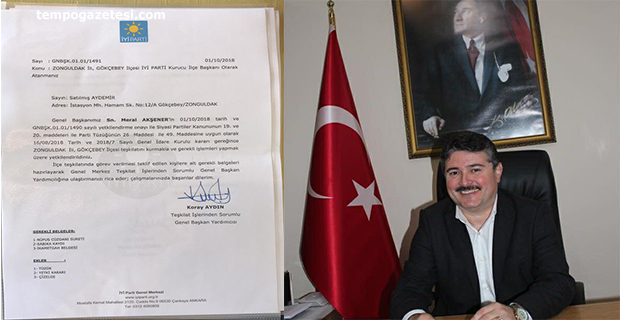 Aydemir, yeniden başkan!..