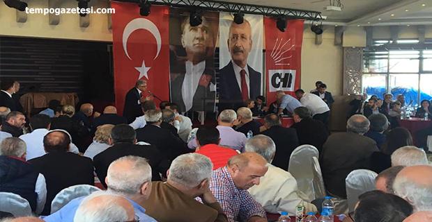 CHP İl Danışma Kurulu Toplantısı başladı!..
