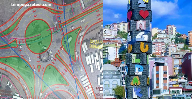 Darende den yeni yapılan Zonguldak silueti hakkında açıklama…