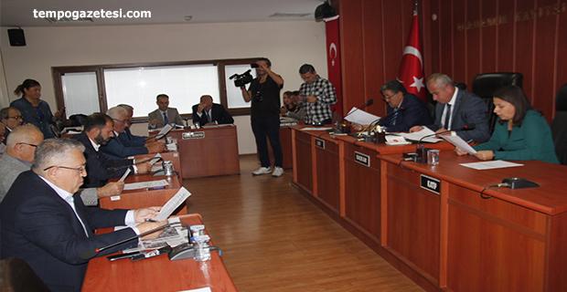 İl Genel Meclisi Ekim ayı ilk toplantısını gerçekleştirdi!..