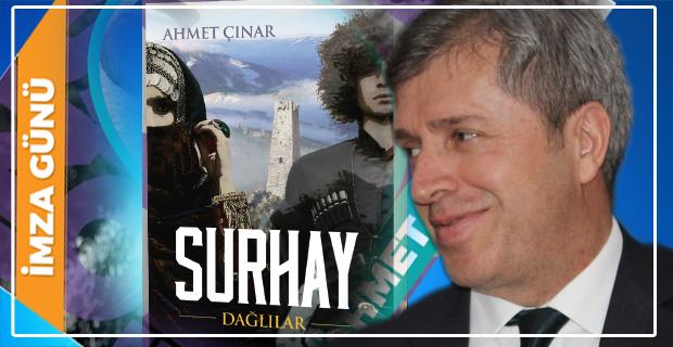 Zonguldak Valisi Ahmet Çınar, kitaplarını imzalayacak...