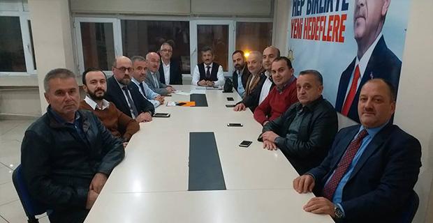 AK Parti'de hedef Merkez ve tüm İlçeler!...