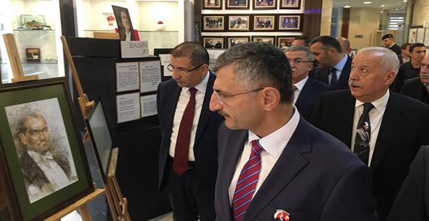 AKM'de Atatürk'ü anma programı gerçekleşti