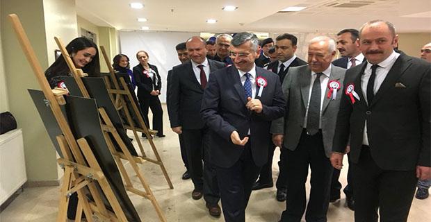 Atatürk Anadolu Lisesi'nden muhteşem gösteri
