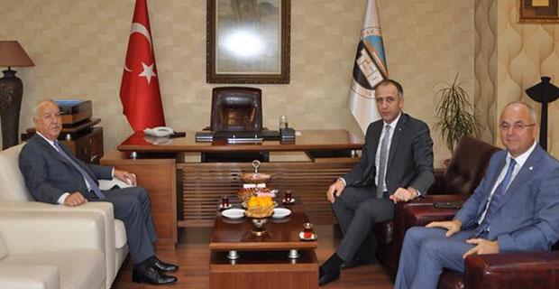 Başkanlar, Zonguldak hakkında görüştü!..