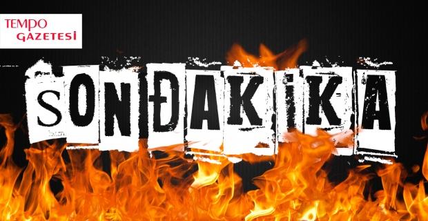 Çaycuma'da yangın!.Ev tamamen küle döndü…