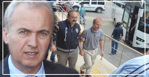 Flaş... Uçar, FETÖ/PDY'den hapis cezasına çarptırıldı...
