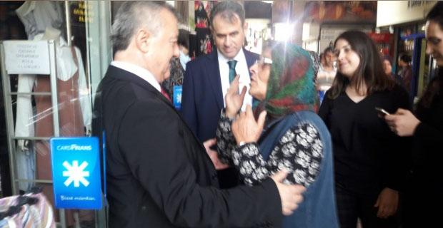 """Türkmen, """"Toplum olarak mücadele etmeliyiz"""""""