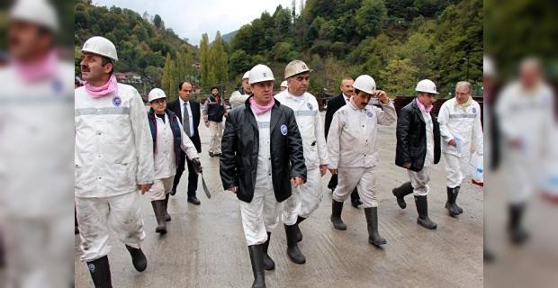 Zonguldak Valisi ÇINAR'ı uğurlayacak