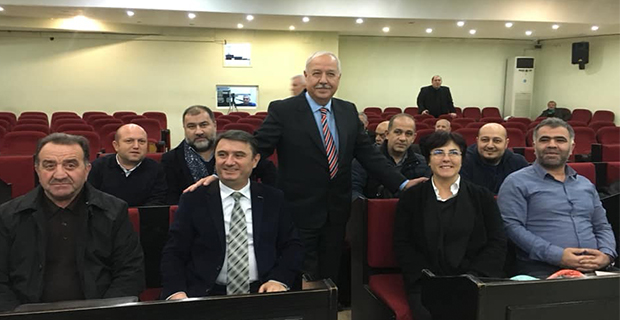 2019'un ilk meclis toplantısı başladı...