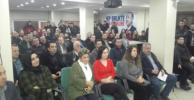 AK Parti toplandı!..