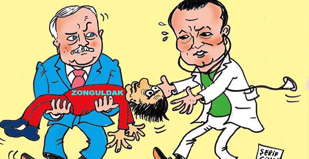 Alan, Akdemir'den Zonguldak'ı istedi..