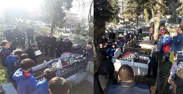 Badalıoğlu mezarı başında anıldı...
