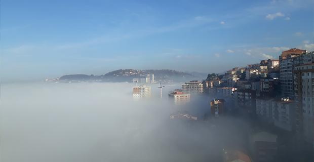 Fotoğraflarda muhteşem görünen kentin adıdır Zonguldak...