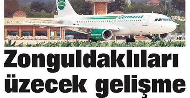 Germania Hava Yolları iflasın eşiğinde!