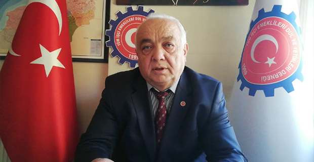 Sarıoğlu, Emekli 'ye verilen zam çok az…
