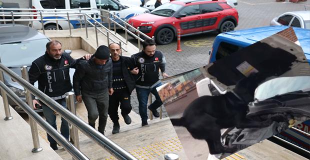Tutuklandılar...