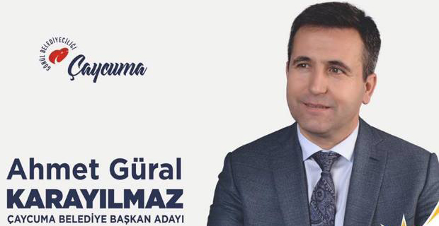 AK Parti, Çaycuma Belediye Meclis listesi..