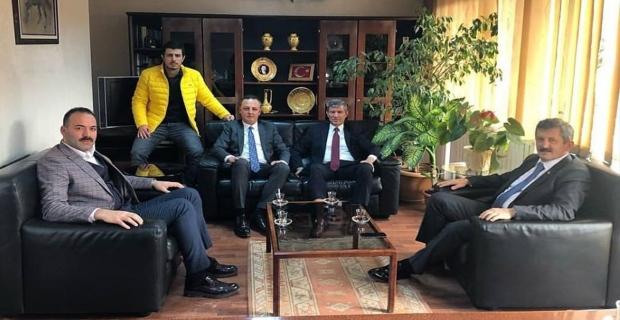 AK Parti'den Ali Uzun sürprizi!..