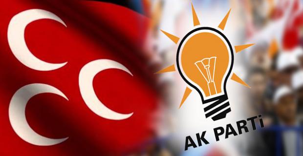 AKP-MHP 49 ilde ittifakı gözden geçirecek. Listede Zonguldak'ta var mı?
