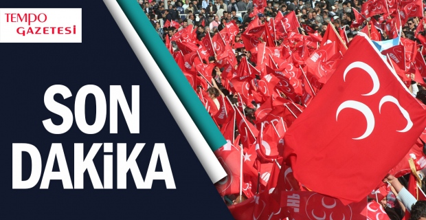 AKP-MHP ittifakında ZONGULDAK masada...