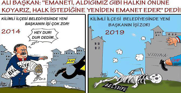 Ali Aslankılıç öncesi ve sonrası...