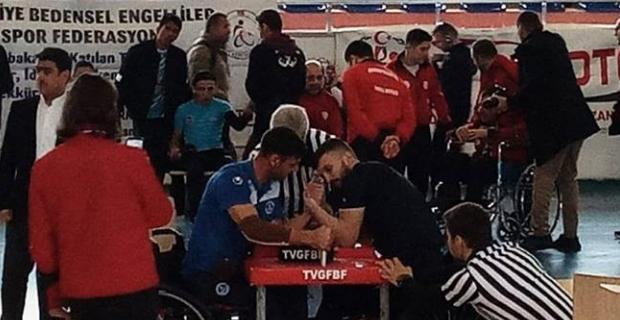 Bilek Güreşi şampiyonu Zonguldak'tan