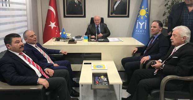 CHP-İYİ Parti'de İkinci raund başladı...