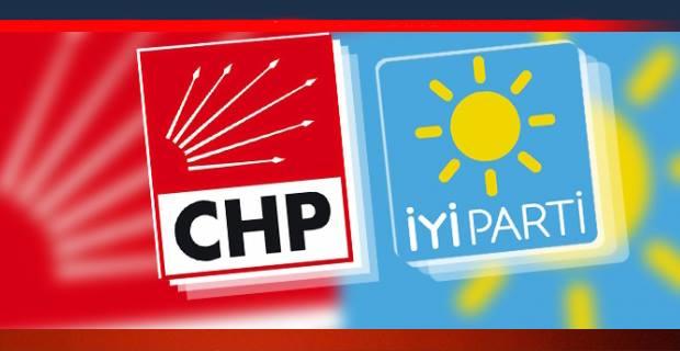 CHP ve İYİ Parti Belediye Meclis üyesi konusunda anlaştı…