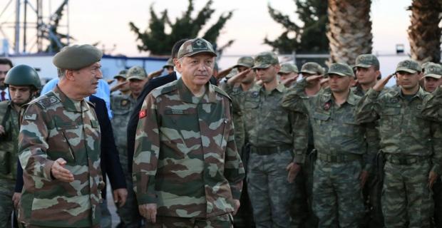 Cumhurbaşkanı Erdoğan yeni askerlik sistemini açıkladı...