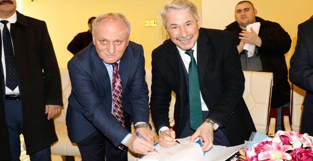 Kozlu Belediyesi DİSK ile toplu iş sözleşmesi imzaladı