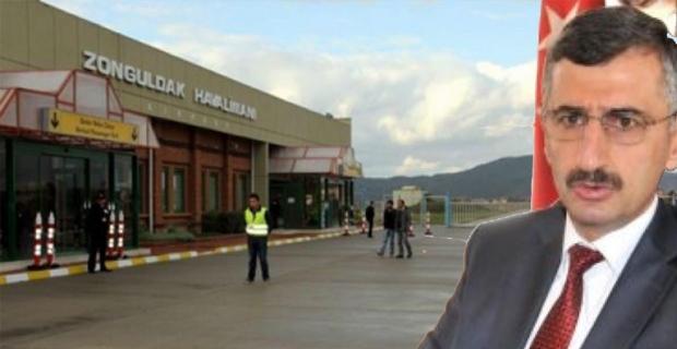 Vali Bektaş'tan havaalanı açıklaması...