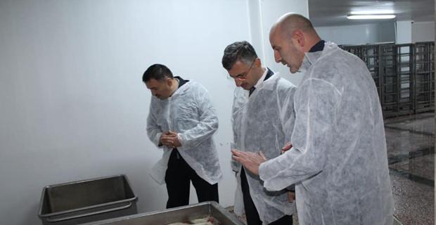 Vali Erdoğan Bektaş, DORUK'ta