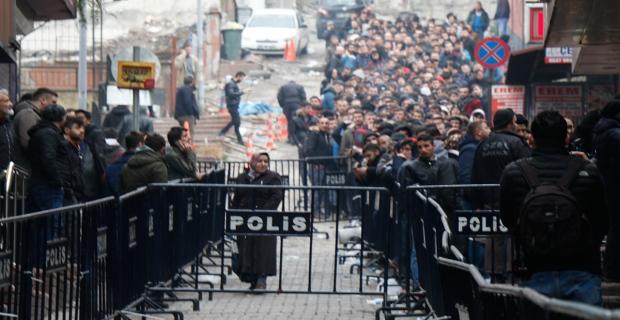 Zonguldak, Bartın ve Karabük'te yeraltı maden işçisi müracaatları 5 bini aştı