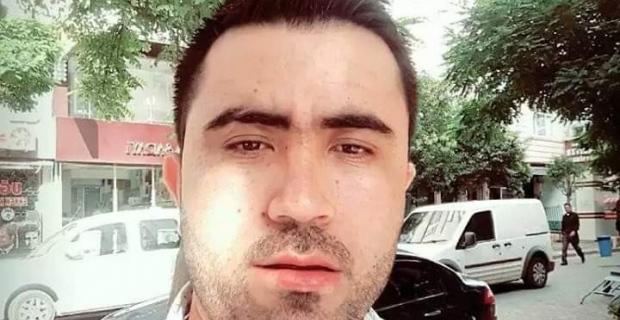 Afgan sürücü traktörün altında kaldı