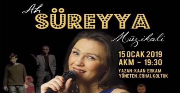 Ah Süreyya!..