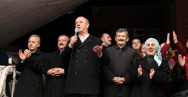 AK Parti, Terakki'de coştu